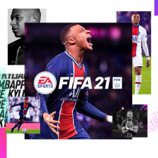FIFA 21 Standard Edition PS4™ and PS5™
